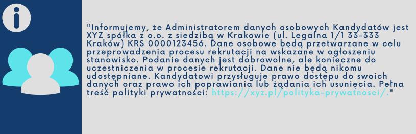 rodo administrator danych przepisy
